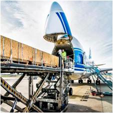 cargo air charter services