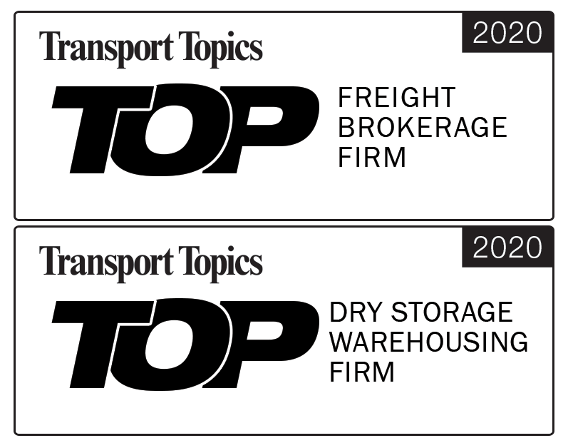 top third-party logistics provider