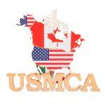 USMCA Map