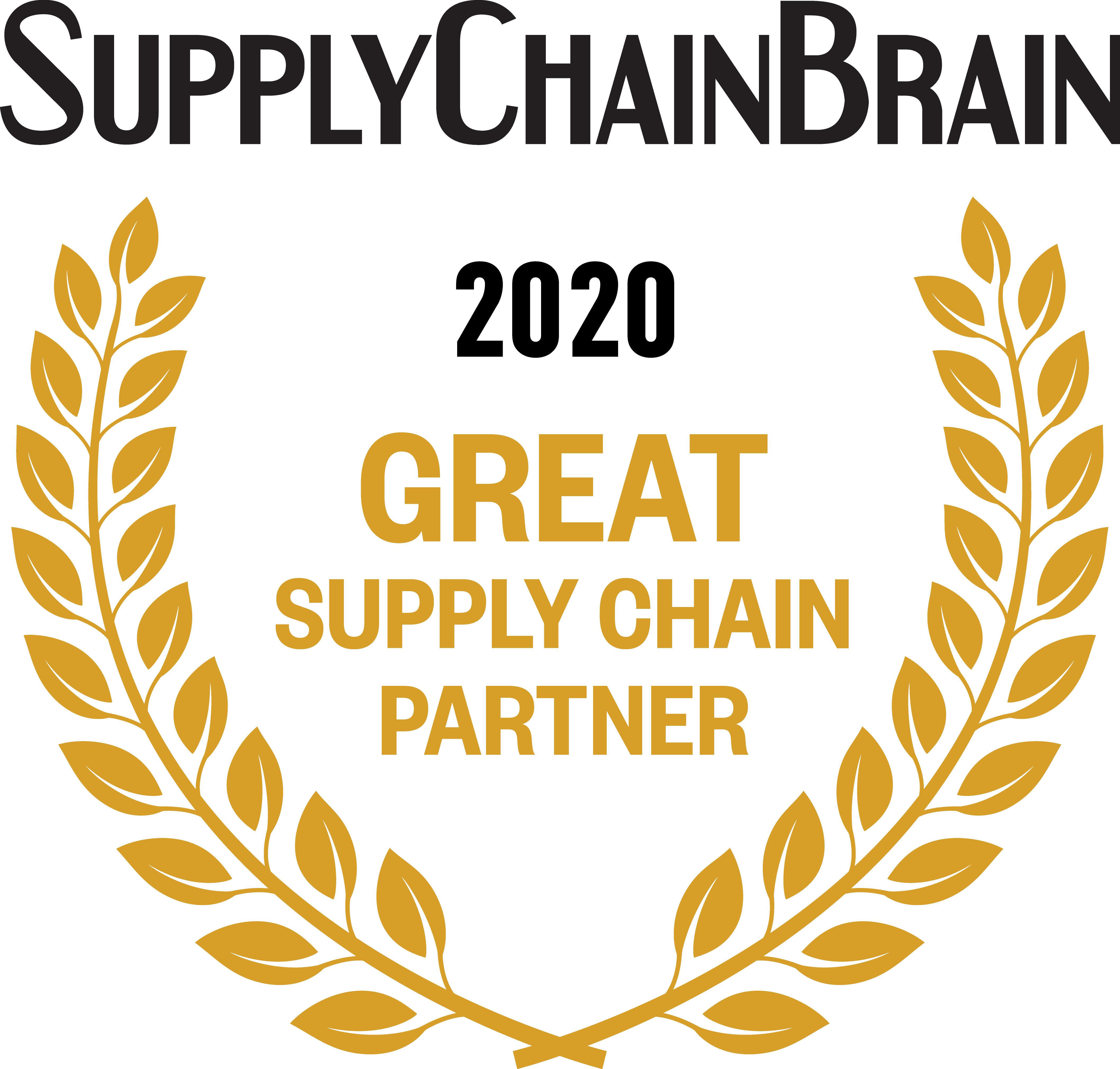 Great Supply Chain Partner 2020