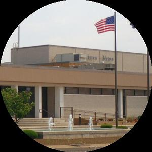Erie warehouses