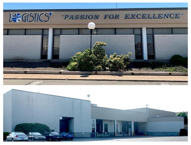 LP ETN Erie Warehouse