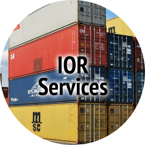 Importer of Record (IOR) Services