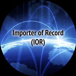 importer of record IOR