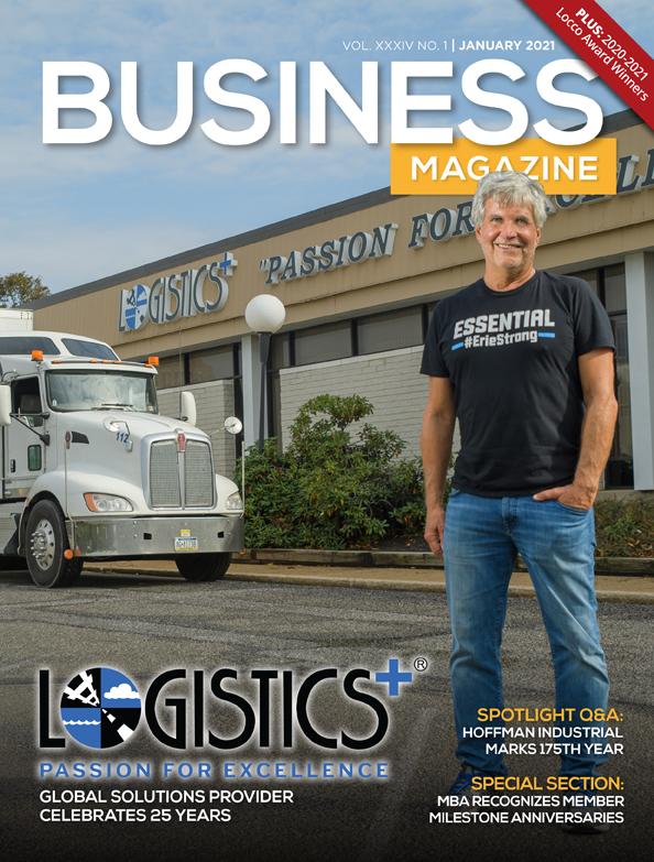 January 2021 Business Magazine thumbnail