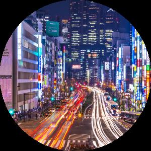Tokyo logistics