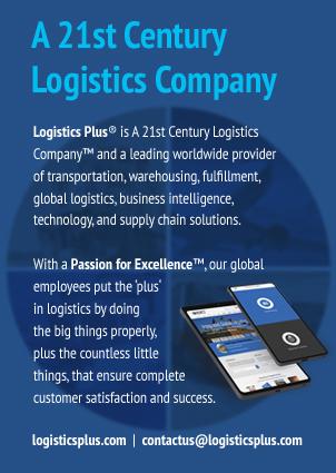 2021 A 21st Century Logistics Company Side Banner