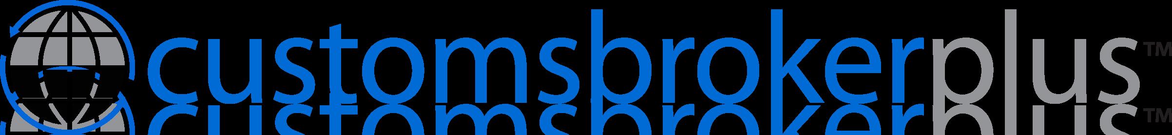 CustomsBrokerPlus Logo No Tag