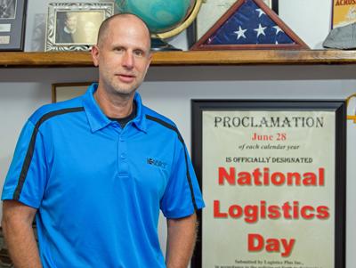 Scott Frederick National Logistics Day