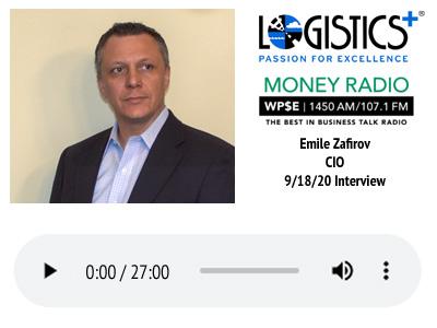 Business Spotlight Podcast - Emile Zafirov 9-18-20
