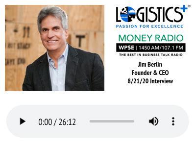 Business Spotlight Podcast - Jim Berlin 8-21-20