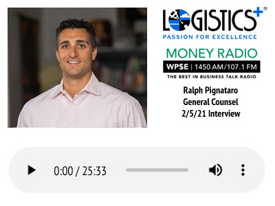 Business Spotlight Podcast - Ralph Pignataro 2-5-21