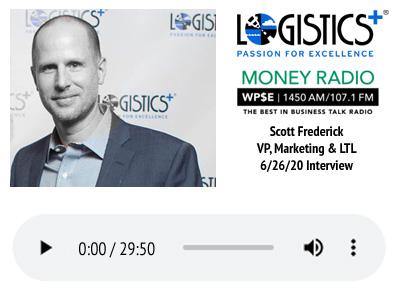 Business Spotlight Podcast - Scott Frederick 6-26-20