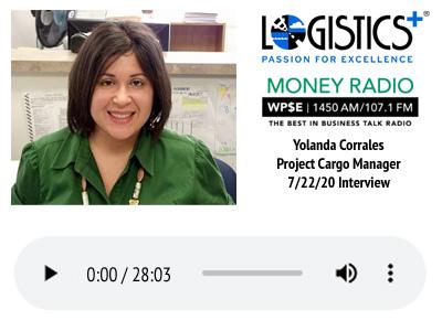 Business Spotlight Podcast - Yolanda Corrales 7-22-20