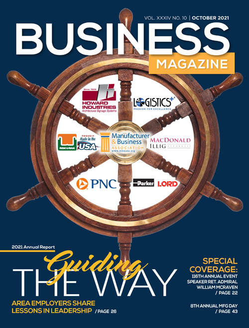 MBA Business Magazine Cover Feature Oct2021 Thumbnail