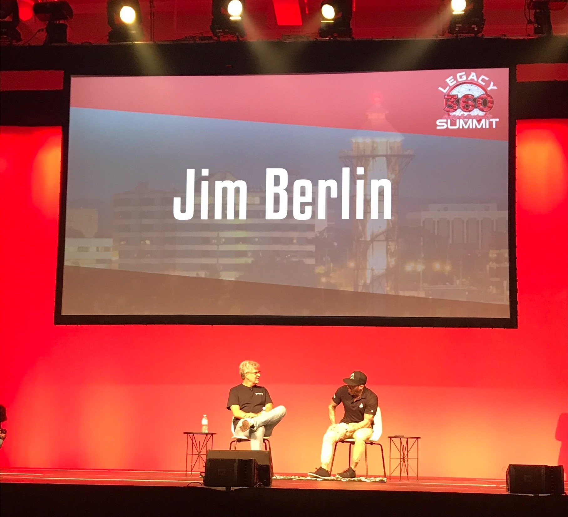 Jim Berlin Legacy 360 Summit